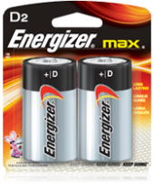 Energizer Battery D Malta