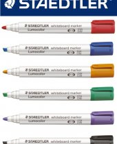 Staedtler Lumocolor® whiteboard marker 351 Orange Malta